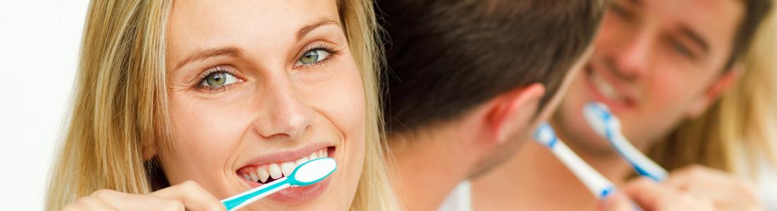 Richtig Zähne putzen!
